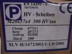 M20 (21x37x4) nagyfeszültségű lapos alátét HV kötésekhez, tüzihorganyzott, 50 Ft/db, DIN6916, Peiner