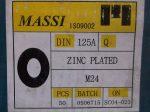 M24 (25,5x43,5x3,5) lapos alátét, horganyzott, 16 Ft/db, DIN125A, Massi