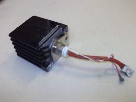 Tirisztor hűtőbordával, 1200V 110A, PST PST 110/12