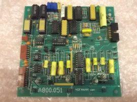 Panel, áramköri kártya, Hofmann A800.051