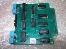 Panel, áramköri kártya, Hofmann A800.018