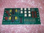 Panel, áramköri kártya, Hofmann A800.013