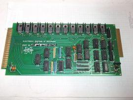 Panel, áramköri kártya, ESW 35-008-0007