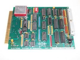 Panel, áramköri kártya, ESW 35-008-0006