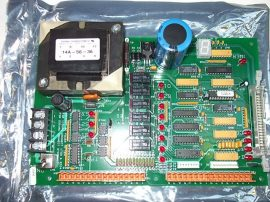 Panel, áramköri kártya, GSE PC695G 40-20-24014
