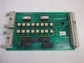 Panel, optocoupler 16 csatornás EDC 31266.1 16 din
