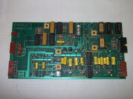 Panel, PC BOARD W/MULTIPLE, Hofmann A800.023