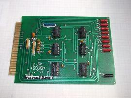 Panel, PC BOARD, ESW 35-008-0002