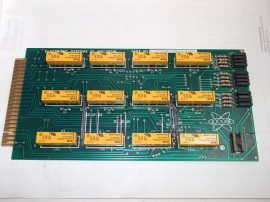 Panel, Relay BOARD, ESW 35-007-0005