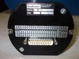 Abszolút forgásjeladó Hohner encoder 72-140 UPC