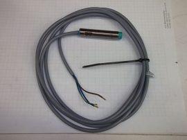 Induktív közelítés kapcsoló, 20-150VAC, érz. táv. 4mm, NO, M12x1, Pepper+Fuchs NBN412GM60-WS