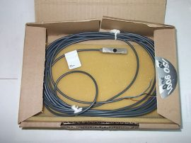 Induktív közelítés kapcsoló, 10-30VDC, érz. táv 2mm, 8x8mm, PNP NO, BALLUFF BES Q08ZE-PSC20B-BV06