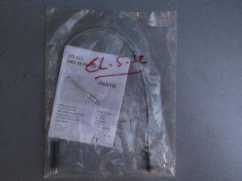 Szenzor, reed érzékelő, közelítéskapcsoló, 12-27V AC/DC, 100mA, Festo SME-10-SL-LED-24, 173212
