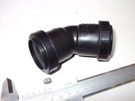 Idom, 45°-os könyökcső elszívócső rendszerhez, 32mm, Airidus