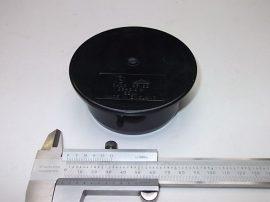Idom, csővég lezáró elszívócső rendszerhez, 75mm, Airidus