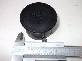 Idom, csővég lezáró elszívócső rendszerhez, ESD, 50mm