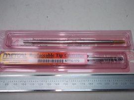 Pákahegy, forrasztóhegy, heat stake,  Metcal STTC-170