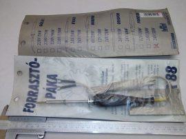 Forrasztópáka, sarus bekötésű, 24V 18W, Forr'88