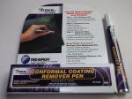 Nyák bevonat eltávolító toll, 12,5ml, Techspray 2510-N Conformal Coating Remover Pen