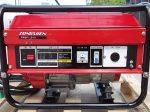 Generátor, benzinmotoros, 1,3 kW, 1 fázisú, 163 cm3, Zongshen ZSQF1.3-III