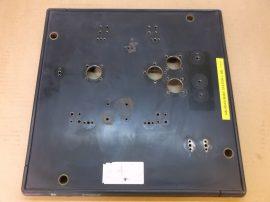 Antisztatikus PA keretmodul, WT320 A, Bosch Rexroth BS2 paletta szállító futószalaghoz, 320x320 mm-es, 3842174303
