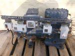 Klímakompresszor szabályozókkal, 3dugattyús, 49,9m3/h, 31,4A, 25/20,5bar, DWM Copeland D9RS4-1500/EWM, 1411426