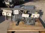 Klímakompresszor szabályozókkal, 3dugattyús, 49,9m3/h, 31,4A, 25/20,5bar, DWM Copeland D9RS4-1500/EWM, 1411430