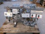 Klímakompresszor szabályozókkal, 3dugattyús, 49,5m3/h, 31,4A, 25/20,5bar, DWM Copeland D9RS3-1500/EWM/815, adattábla nincs