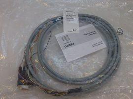 Kábel, adatkábel 9 pin. D-sub csatlakozóval, 2,5 m, 10 eres, Festo 537923