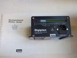 Léptetőmotor vezérlő Parker Digiplan PK2/115