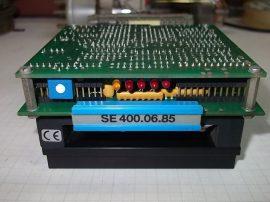 Motorvezérlő léptetőmotorhoz, 400step, 6A 85V, Zebotronics SE 400.06.85