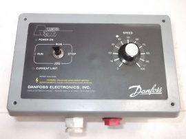 Motorvezérlő DC speed control Danfoss Varispeed A 2000