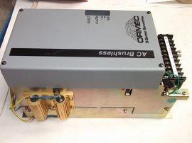 Szervo hajtás vezérlő S-series ORMEC SAC-S08C/101B
