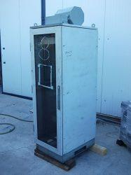 Szervo modul kapcsoló szekrény Hoffman box modul, Rack Enclosure A-725 12, 615x1920 mm