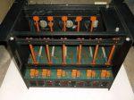 Motorvezérlő rack szekrény, 6db DC speed controller-hez, EL-GE AZM R6/C-L