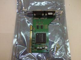 RS232 PCI bővítőkártya, 2 portos, Moxa CP-102U