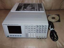 TV jelgenerátor, szignál generátor, 7 installáció, FLUKE 54200PS1