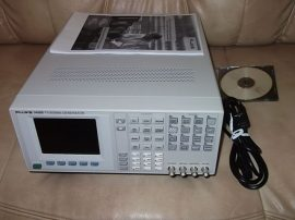 TV jelgenerátor, szignál generátor, 5 installáció, FLUKE 54200PS2