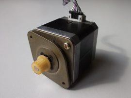 Léptetőmotor 17PM-K102-01VSL 13GL80011 ASTROSYN Minebea 3.0V 1.2A