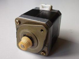 Léptetőmotor 17PM-K113-01VS 13GL80031 ASTROSYN Minebea 2.2V 1.3A