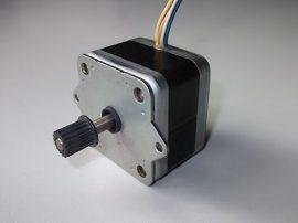 Léptetőmotor 17PM-K018-P11ST 4K1-1066 ASTROSYN Minebea