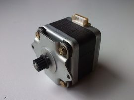 Léptetőmotor 17PM-J503-P2ST 4K1-1080 ASTROSYN Minebea