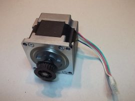 Léptetőmotor 127K86660 STP-57D204-01 Shinano 8.4VDC 0.8A