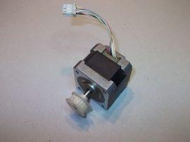 Léptetőmotor 127K86590 STP-42D217 Shinano 6VDC 0.76A
