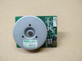 Kyocera FS1030 léptetőmotor vezérlővel, 24VDC, Nidec 302KK44121, 48M069E052 áttétel nélkül, külső Ø 54 mm