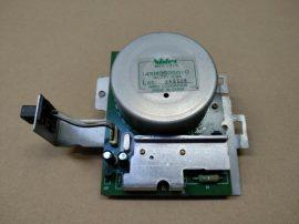 HP Laserjet 5P főmotor vezérlővel, 22VDC, 0,8A, Nidec 45M0605010 RH7-1315, 54mm külső átmérő