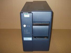 Hőtranszfer vonalkód nyomtató, etikett nyomtató, RS232, LAN, Intermec EasyCoder 4420, EasyLAN 10i2 072836-001, szürke