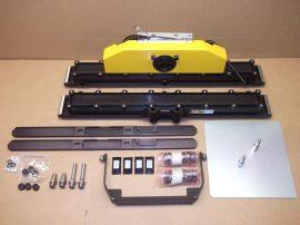 DEK ProFlow transfer head, nyomtató fej modul, 550mm, fotón szereplő tartozékokkal (6)