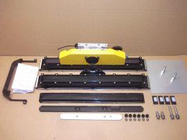 DEK ProFlow transfer head, nyomtató fej modul, 550mm, fotón szereplő tartozékokkal (2)