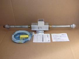 """Digitális áramlásmérő, átfolyásmérő, áramláskapcsoló, 1500-3000l/min, 1-15bar, G1"""", 24VDC, IP65, SMC PF2A703H-F10-69, B7010463 WEDA"""